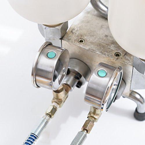 syarin 220 V/110 V nuevo diseño epoxi Inyección Máquina lechada ...