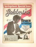 img - for Rare 1988 Bruce Springsteen Max Wienberg Southside Johhny Goldmine Magazine : Volume 14 No. 15 Issue 207 July 15, 1988 Krause Publications 08322219322429 book / textbook / text book
