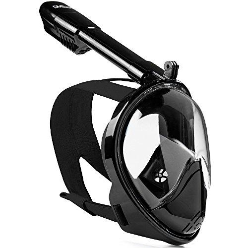 DIVELUX Snorkel Mask Snorkeling Ventilation