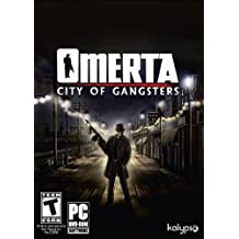 Omerta: City of Gangsters - PC