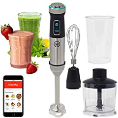 Immersion Hand Blender: