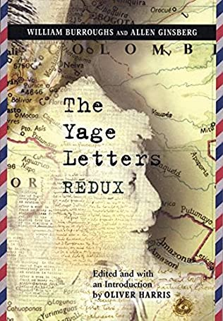 book cover of The Yage Letters
