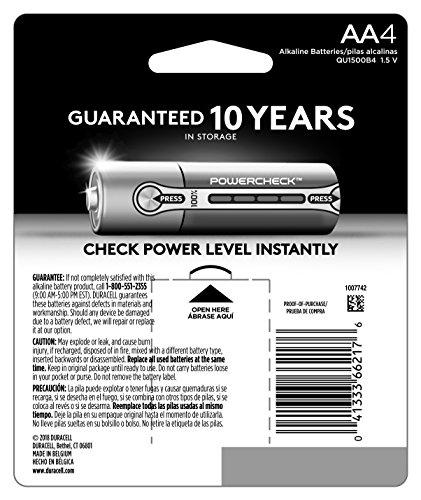 Buy duracell alkaline battery size c 4pk