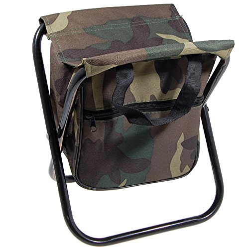 Outdoor Folding Fishing Chair Camping Storage Chair (Gravity Anti Shiatsu Recliner)