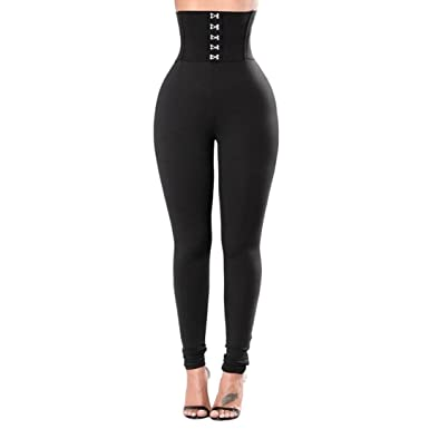 094b48e73 Minisoya Women High Waist Sports Gym Yoga Running Push up Trouser Workout  Clothes Fitness Leggings Tights