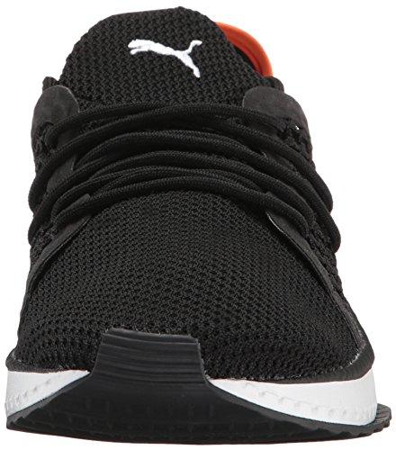Scarlet Netfit Ibis Men's PUMA Black Tsugi M 8 Sneaker US White YEXfEwqCx