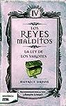 LA LEY DE LOS VARONES par Maurice