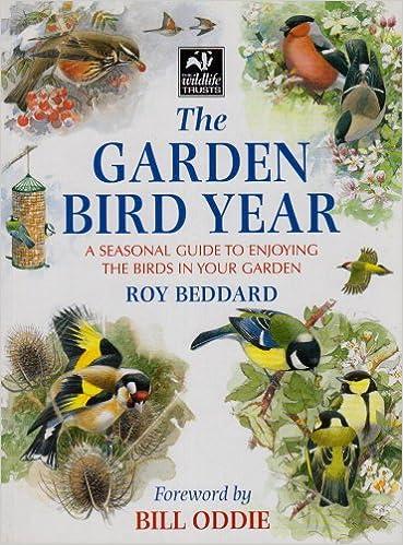 The Garden Bird Year A Seasonal Guide to Enjoying the Birds in Your Garden,Roy Książki antykwaryczne