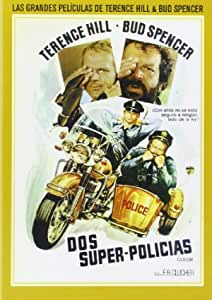 Dos super- policías [DVD]