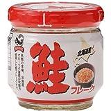 ハッピーフーズ 北海道産鮭フレーク 50g×6個