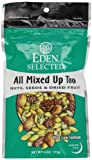 Eden All Mixed Up Too, Nuts Seeds & Dried Fruit, 4-Ounce Pouch (Pack of 5)