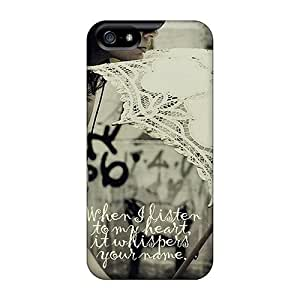 lintao diy Hot XlFiqem2848lgRPV Love Tpu Case Cover Compatible With Iphone 5/5s