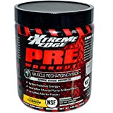 Cheap Bluebonnet Nutrition, Extreme Edge, Pre Workout, Muscle Recharging Stack, Savage Lemon Flavor, 0.66 lbs (300 g) – 2pc