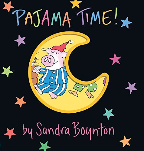 Pajama Time! (Boynton on Board) cover