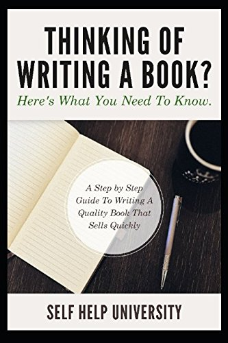 Download Thinking Of Writing A Book? Here's What You Need To Know pdf epub