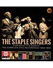 For What It's Worth: Complete Epic Recordings 1964-1968 (Remastered/3Cd Clamshell Box)