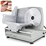 Slicer Meat Electric Deli Food Cutter Blade Cheese Commercial...