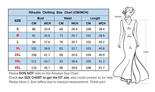 Nihsatin Hepburn Rockabilly Style Vintage Dress Audrey Women's White Swing SqgFrSxw
