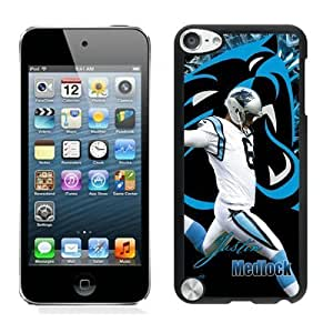 NFL Carolina Panthers iPod Touch 5 Case 58 Ipod Cases 5th Generation For Girls NFLiPoDCases1412
