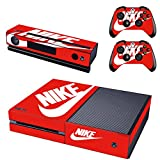 MagicSkin Vinyl Skin Sticker Cover Decal for Microsoft Xbox One Console and Remote Controllers Review