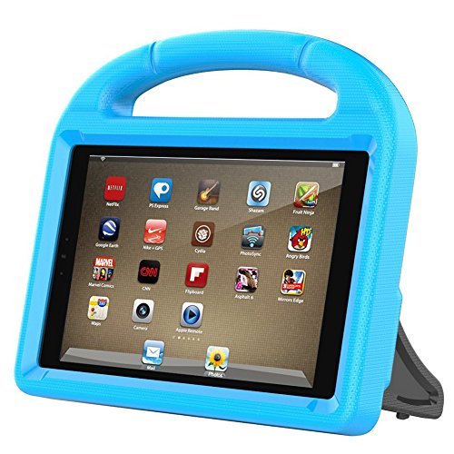 Price comparison product image Fire HD 8 Tablet Case,  Light Weight Shock Proof Handle Kid –Proof Cover Kids Case for Amazon Fire HD 8 Tablet (7th Generation, 2017 Release)
