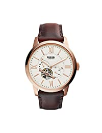 Fossil Men's Townsman-ME3105 Brown Watch