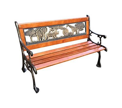 Living Accents Cma2011 Children 39 S Outdoor Bench Bronze 32 W Outdoor Benches Patio And
