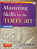 img - for Mastering Skills for the TOEFL iBT, 2nd Edition Advanced Listening (w/MP3 CD, Transcripts and Answer Key) book / textbook / text book