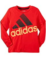 Adidas Little Boys' Performance Power Tee (Toddler/Kid)
