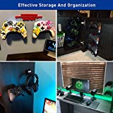 OAPRIRE Game Controller Wall Mount Holder Stand