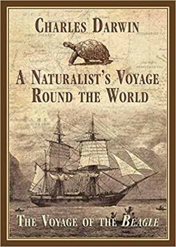 Amazon Com A Naturalist S Voyage Round The World The Voyage Of