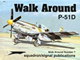 P-51D Walk Around, Larry Davis, 0897473604