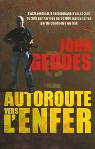 Autoroute vers l'enfer par John Geddes