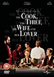 The Cook, The Thief, His Wife And Her Lover [DVD] [1989]