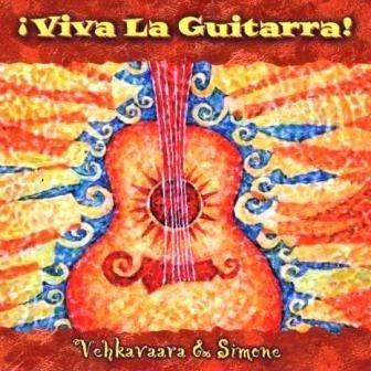 Viva La Guitarra! by Kenny Vehkavaara: Kenny Vehkavaara, Silvio ...