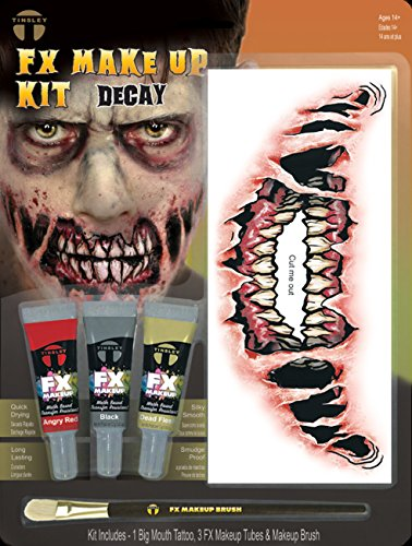 Tinsley Transfers Big Mouth Kits - Decay -