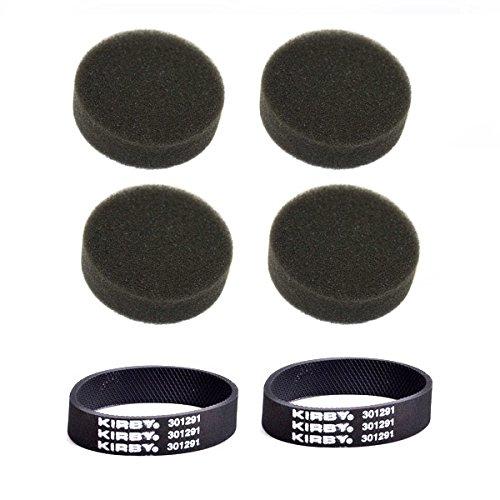 kirby filter sponge - 3