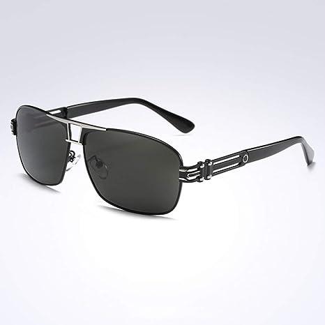 DBBLZGYB Gafas de Sol polarizadas para Hombre UV400 Gafas de ...