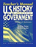 img - for Teacher's Manual of U.S. History and Government, Second Edition book / textbook / text book