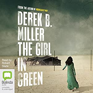The Girl in Green Audiobook