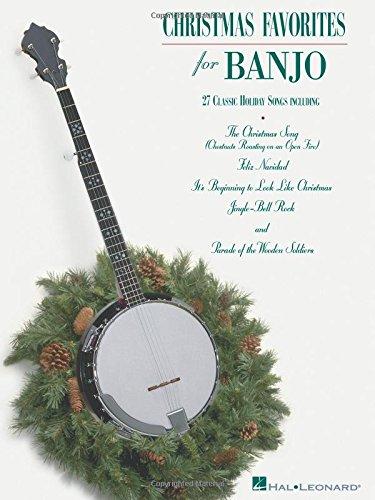 Feliz Navidad Sheet Music - Christmas Favorites for Banjo