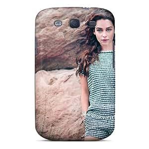 Defender Case For Galaxy S3, Emilia Clarke 10 Pattern