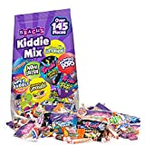Brach's Kiddie Mix Variety Pack Individually Wrapped Candies, 3 Pound Bulk Candy Bag Individually Wrapped, Great for Parties