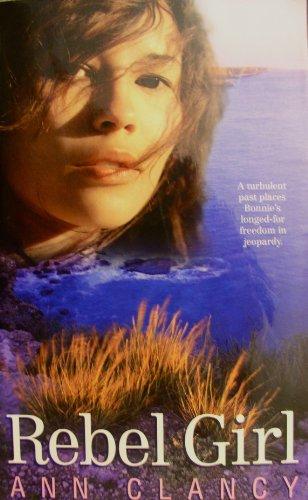 book cover of Rebel Girl