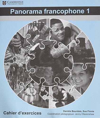 Panorama francophone 1 Cahier d'exercises - 5 Books Pack (IB Diploma)