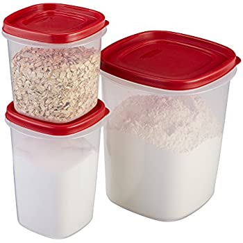 Amazoncom Rubbermaid Easy Find Lids Food Storage Containers Racer