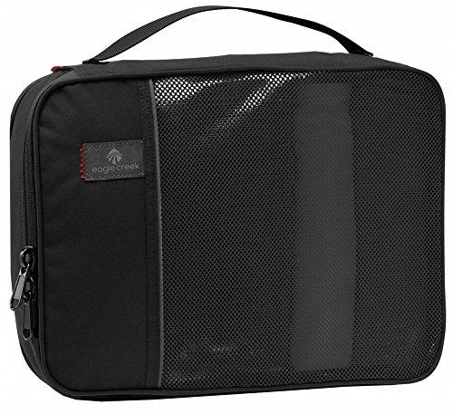 Eagle Creek Pack-It 2-Sided Half Cube - SALE Schwarz
