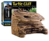 Exo Terra Turtle Cliff Aquatic Terrarium Filter/Rock, Large