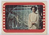 #9: Princess Leia (Trading Card) 1977 Topps Star Wars - Stickers #44
