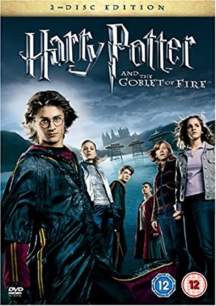 Amazon Com Harry Potter And The Goblet Of Fire 2 Disc Edition Dvd 2005 Timothy Spall Daniel Radcliffe Emma Watson Movies Tv